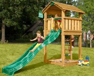 Spielturm Jungle Gym - Cottage