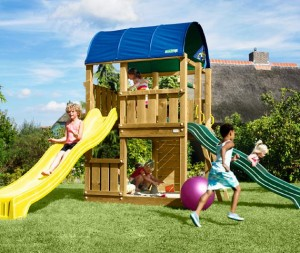 Spielturm Jungle Gym - Farm