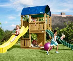 Spielturm Jungle Gym - Farm
