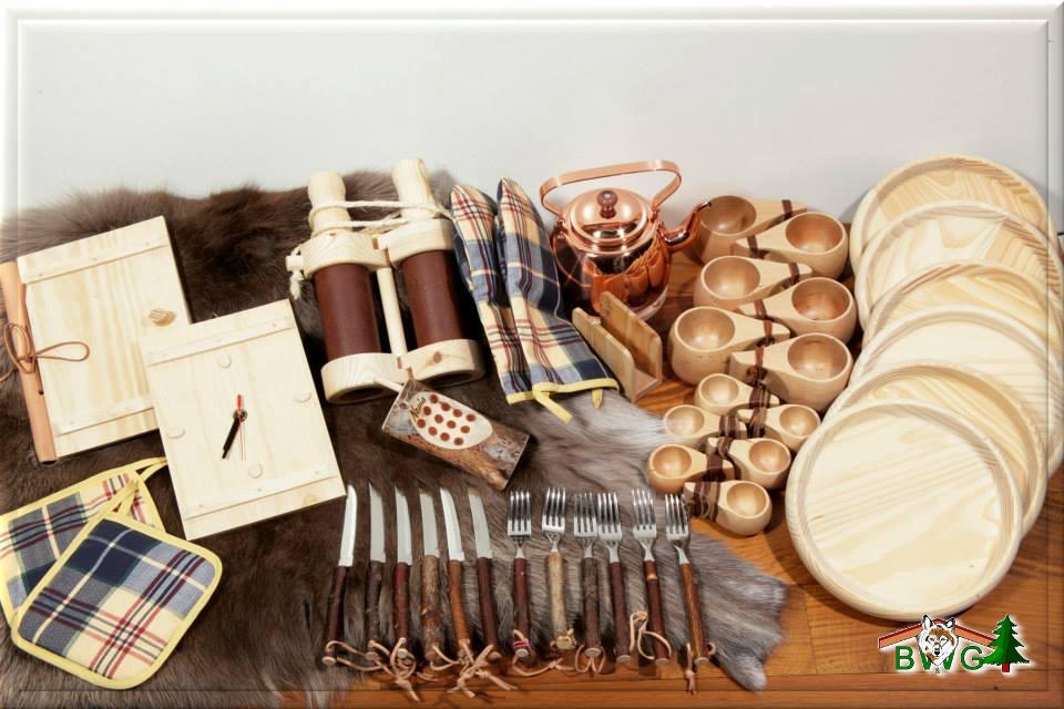 Grillkota-Lapplandpaket