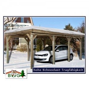 carport mit hoher schneelast gel nder f r au en. Black Bedroom Furniture Sets. Home Design Ideas