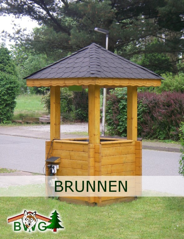 brunnen garten holz zierbrunnen brunnen wasserspiel brunnenbeleuchtung design ideen. Black Bedroom Furniture Sets. Home Design Ideas