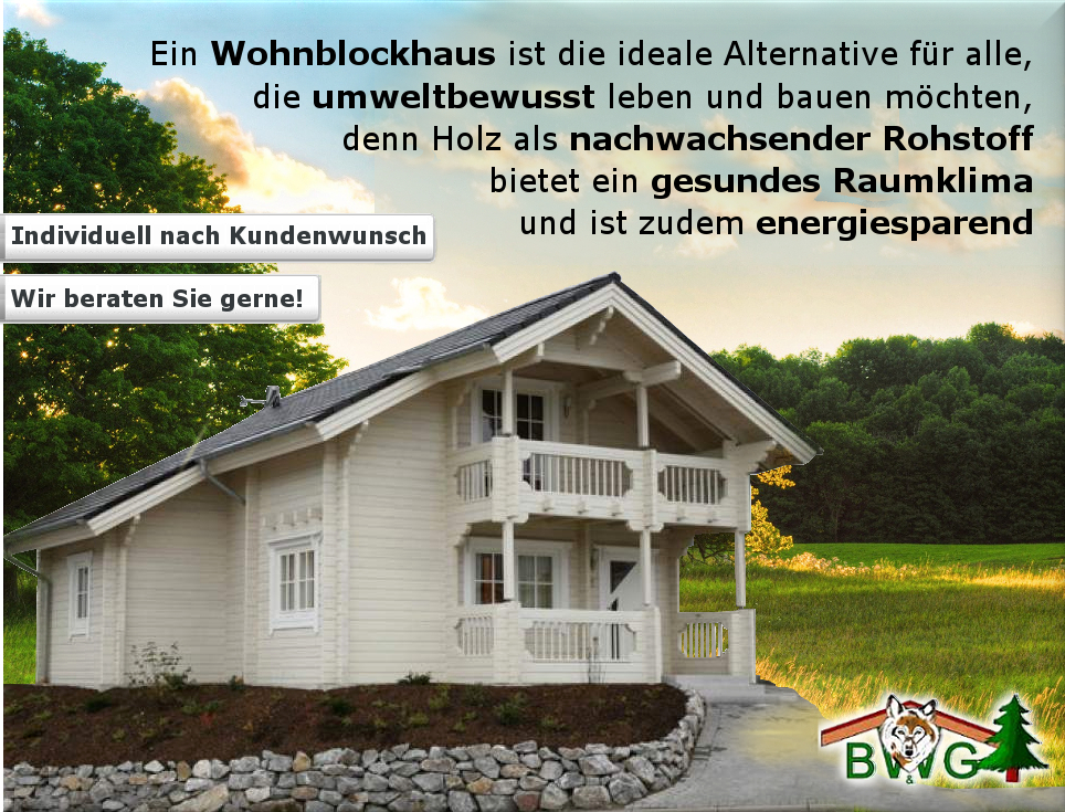 Holz haus bauen for Alternatives haus bauen