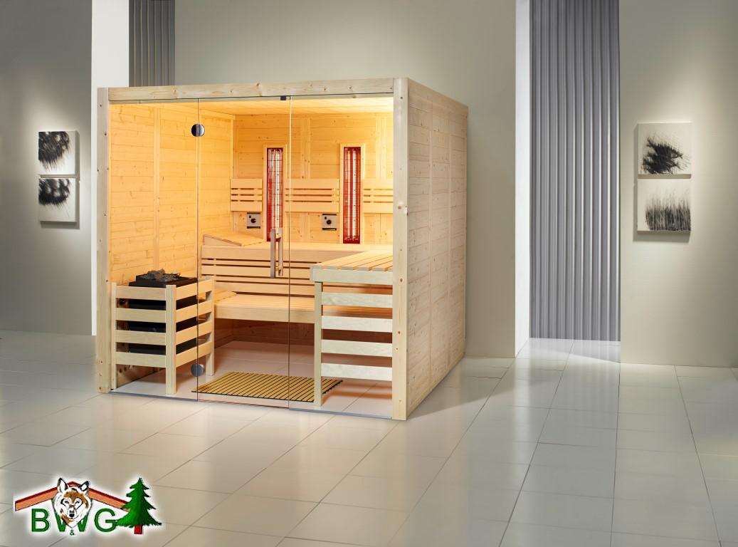 saunakabinen. Black Bedroom Furniture Sets. Home Design Ideas
