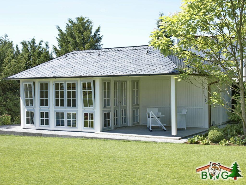 Pavillon-Chalet