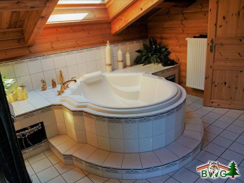Wohnblockhaus - Badezimmer