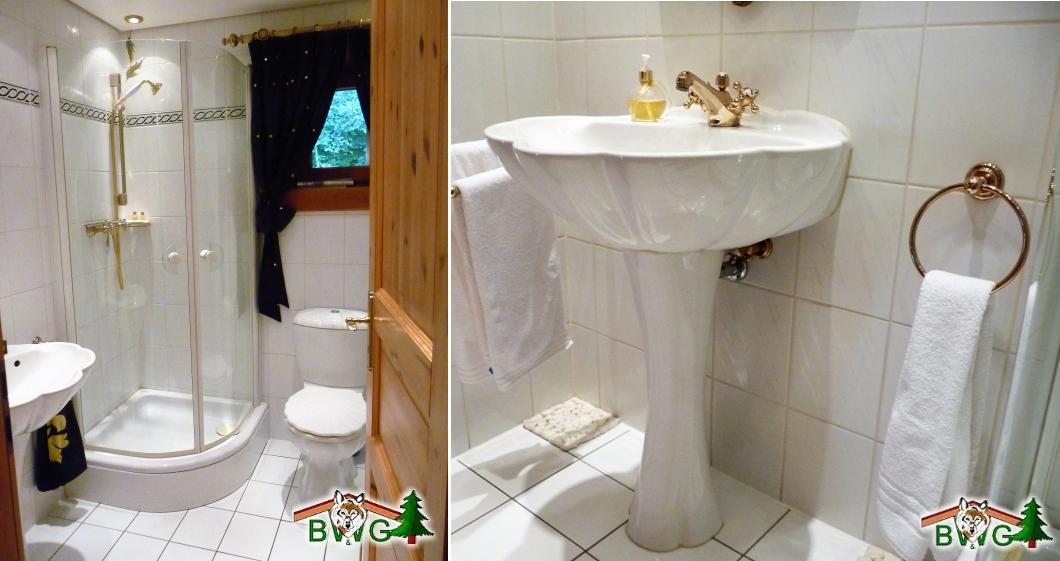 Wohnblockhaus - Bad/Gäste-WC