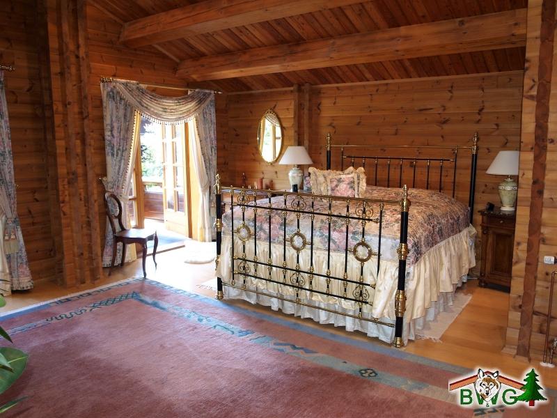 Wohnblockhaus - Schlafzimmer