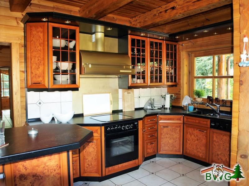 Wohnblockhaus - Küche