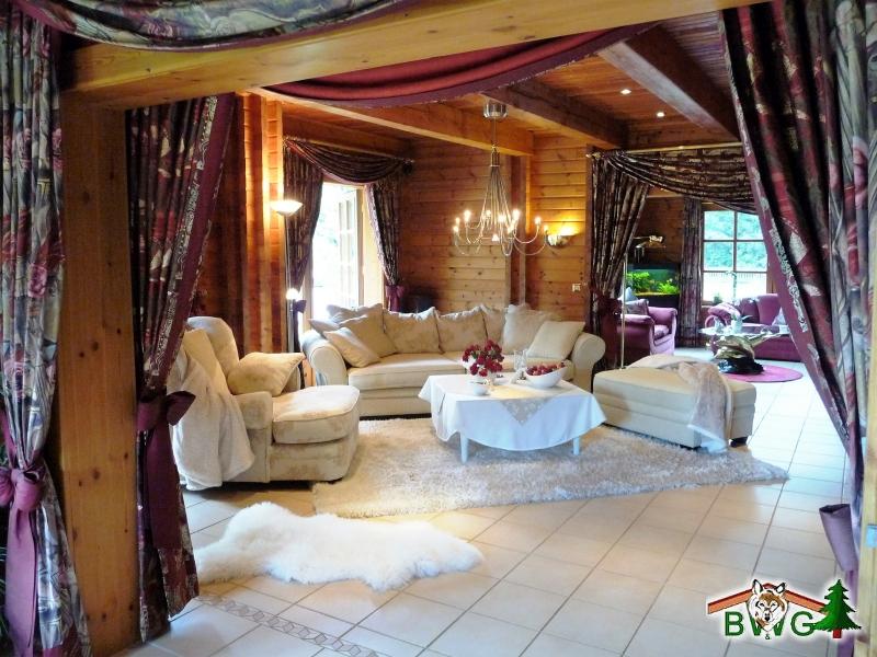 Wohnblockhaus - Wohnzimmer
